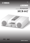 MCR-042 - Yamaha Downloads