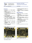 TE0300 Board Reference Manual