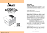 A-2240 A-3140 Series Users Manual En - Koncept-L