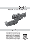T 14-X User Guide - Sierra Pacific Innovations