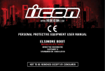 ICON® ELSINORE bOOT