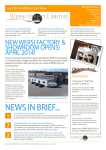 NEWS IN BRIEF... - wersi