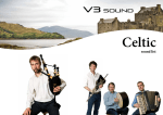 sound board - CE260 - Celtic