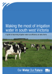 SouthWest Victoria Irrigation guide
