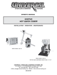 KORTHO HOT QUICK CODER - Universal Stenciling & Marking