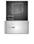 SmallHD DP6 Manual - Extreme