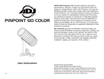 PINPOINT GO COLOR