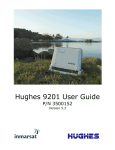 Hughes 9201 User Guide