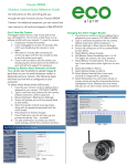 Foscam 8905W (Outdoor Camera) Quick Reference Guide