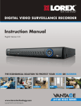 LH140 ECO3 Series Security DVR