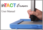inTACT Eraser Manual