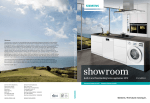 Siemens Kitchen Appliances Catalogue