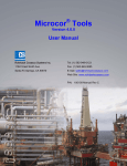 Microcor Tools - Rohrback Cosasco Systems