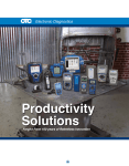 Productivity Solutions - Your Tire Shop Supply