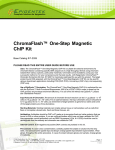 ChromaFlash™ One-Step Magnetic ChIP Kit