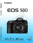 Canon EOS 50D User`s Manual