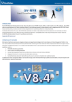 GV-NVR Specifications - Surveillance System, Security Cameras