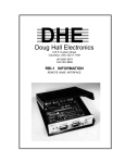 rbi1lit - Doug Hall Electronics