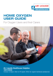 IE Home Oxygen User Guide - Air Liquide Healthcare Ireland Ltd