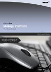 Attix5 Pro Storage Platform User Manual