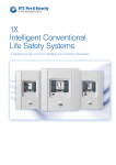 1X Intelligent Conventional Life Safety Systems