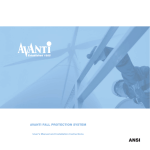 AVANTI FALL PROTECTION SYSTEM