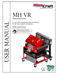 MH VR System User Manual