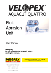 Aquacut Quattro 5000+ Series – User Manual