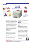 Phaser 340 Colour Printer Everyday Office Colour is Here!