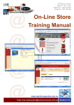 OnLine Training Manual_NewLook.pub