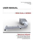 RRSH-5 Track Switch Heater USER MANUAL