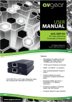 AVG-HDIP100 User Manual