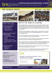 bRe Technical updaTe