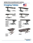 Imaging Tables