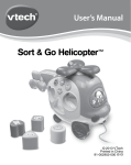 Sort & Go Helicopter™