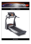 momentum t7 treadmill user manual