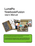 YearbookFusion User`s Manual