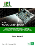 to User Manual