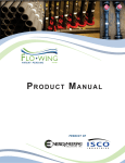 PRODUCT MANUAL - FLO