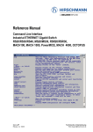 Reference Manual Command Line Interface L2P