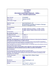 IEC TEST REPORT FORM TEMPLATE