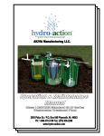 Hydro-Action Operation & Maintenance Manual