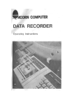Acorn Electron Data Recorder
