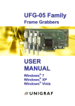 UFG-05 Family User Manual