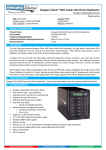 Kanguru Clone™ 5HD Tower Hard Drive Duplicator