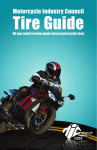 Mic Tire Guide - Motorcycle Safety Foundation