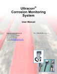 Ultracorr Corrosion Monitoring System