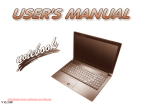 Eurocom Racer User Guide Manual