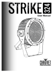 STRIKE 324 User Manual Rev. 4