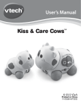 Kiss & Care Cows Manual